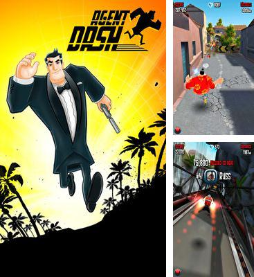 In addition to the game Zombie Runaway for Android phones and tablets, you can also download Agent Dash for free.