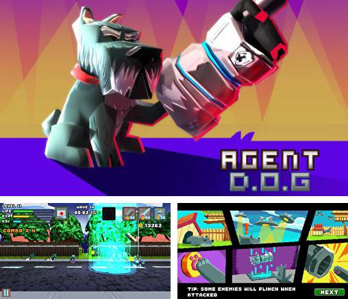 Agent D.O.G.: Kattack from outer space