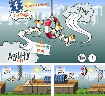 In addition to the game Zombie Ace for Android phones and tablets, you can also download Agility City for free.