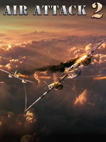 Air attack 2 poster