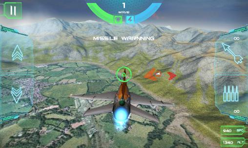 Air combat OL: Team match for Android - Download APK free