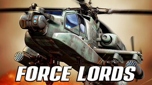 Air force lords: Free mobile gunship battle game poster