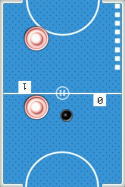Air Hockey EM screenshot 2