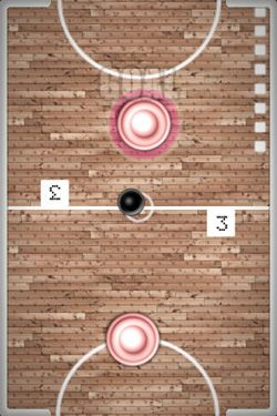 Air Hockey EM screenshot 5
