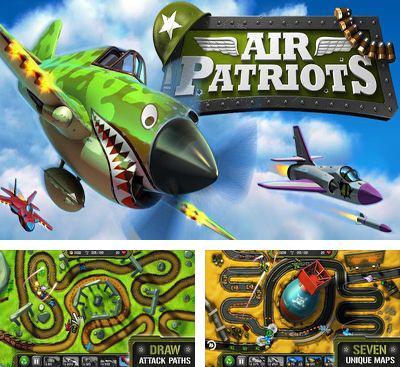 In addition to the game Knight's Move for Android phones and tablets, you can also download Air Patriots for free.