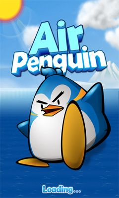 Air penguin poster