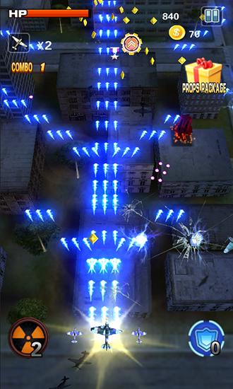 Screenshots do Aeronauts Quake in the Sky - Perigoso para tablet e celular Android.