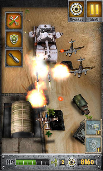 Screenshots do Air storm HD - Perigoso para tablet e celular Android.