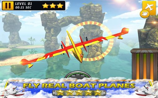 Air trial frontier real racing скриншот 2