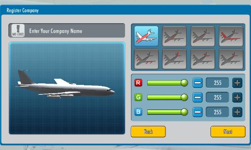 Air tycoon 4 screenshot 2