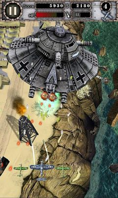 AirAttack HD screenshot 1