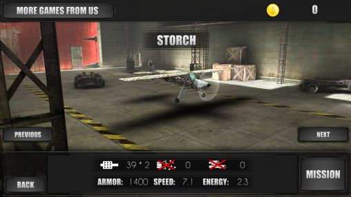 Screenshots von Aircraft combat 1942 für Android-Tablet, Smartphone.