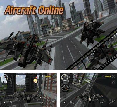 In addition to the game DROID Combat for Android phones and tablets, you can also download Aircraft Online for free.