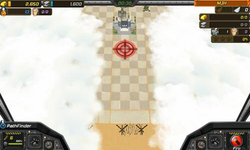 Download Airforce strike Android free game.