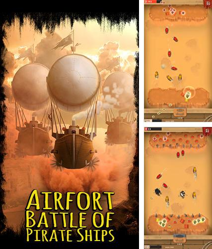 Airfort: Battle of pirate ships