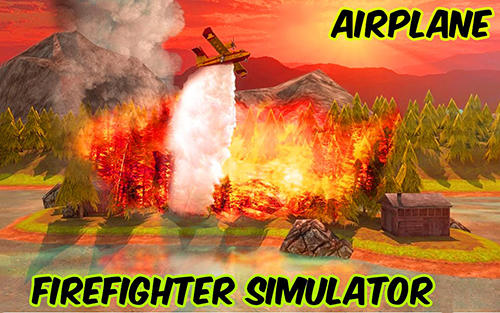 Airplane firefighter simulator for Android - Download APK free