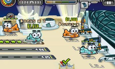 Screenshots do Airport Mania 2. Wild Trips - Perigoso para tablet e celular Android.