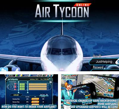 In addition to the game The terminal for Android phones and tablets, you can also download AirTycoon Online for free.