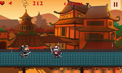 Screenshots do Akiko the Hero - Perigoso para tablet e celular Android.
