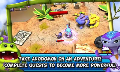 Get full version of Android apk app Akodomon for tablet and phone.