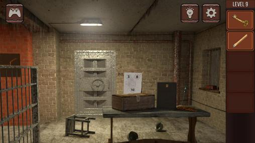 Screenshots von Alcatraz escape für Android-Tablet, Smartphone.