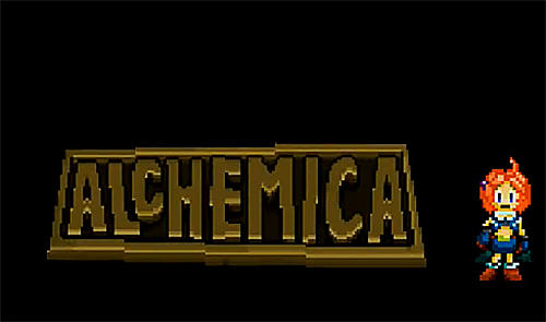 Alchemica: Store simulation crafting RPG обложка