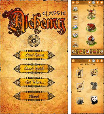 In addition to the game Apollo 69 for Android phones and tablets, you can also download Alchemy Classic for free.