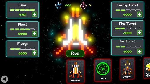 Screenshots von Alco invaders für Android-Tablet, Smartphone.