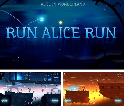 In addition to the game Soundtrack attack: Steven universe for Android phones and tablets, you can also download Alice in Wonderland: Run Alice run for free.