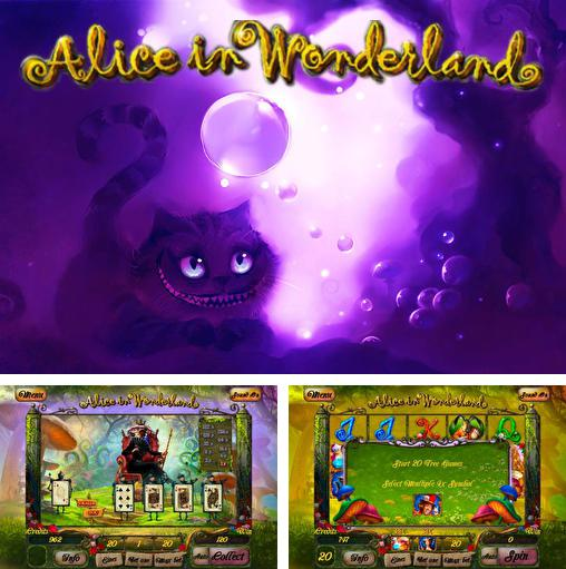 Alice in Wonderland: Slot