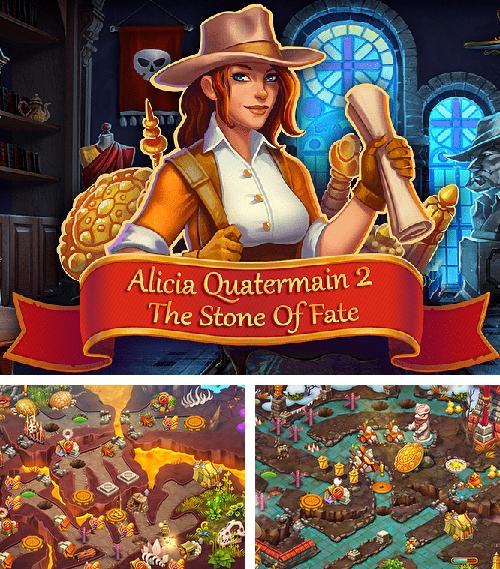Alicia Quatermain 2: The stone of fate. Collector's edition