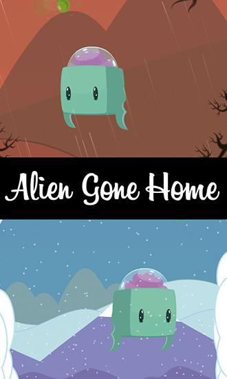 Alien gone home