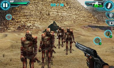 Screenshots von Alien Invade für Android-Tablet, Smartphone.