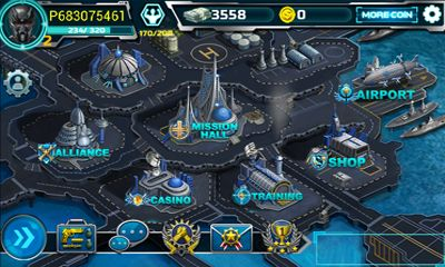 Download Alien Invade Android free game.