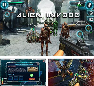 In addition to the game Trigger Down for Android phones and tablets, you can also download Alien Invade for free.