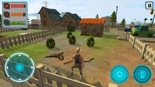 Descargar Alien Invasion Adventure Pro Para Android Gratis El