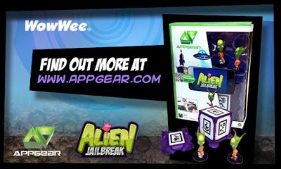 Screenshots von Alien Jailbreak für Android-Tablet, Smartphone.