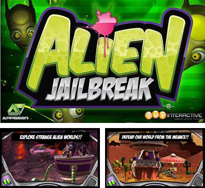 In addition to the game Planet Buster for Android phones and tablets, you can also download Alien Jailbreak for free.
