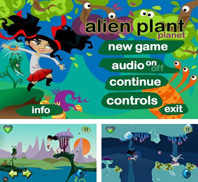 In addition to the game Bert In Space for Android phones and tablets, you can also download Alien Plant Planet for free.