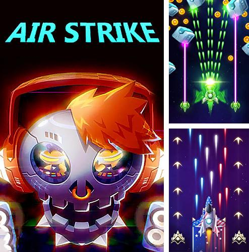 Alien strike: Galaxy shooter