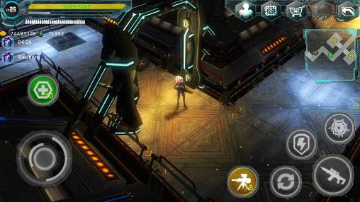 Kostenloses Android-Game Alien Zone Plus. Vollversion der Android-apk-App Hirschjäger: Die Alien zone plus für Tablets und Telefone.