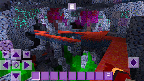 Aliencraft: Survive and craft screenshot 3