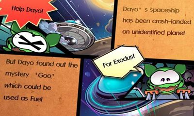 Download Aliens Goo Android free game.