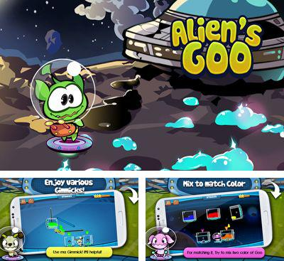 In addition to the game Captain Oil for Android phones and tablets, you can also download Aliens Goo for free.