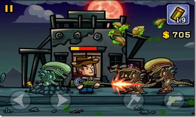 Aliens Invasion screenshot 2