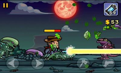 Aliens Invasion screenshot 3
