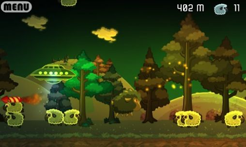 Aliens vs sheep screenshot 1