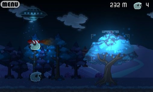 Aliens vs sheep screenshot 3