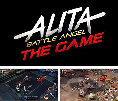 Alita: Battle angel. The game