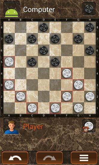 All-in-one checkers screenshot 2